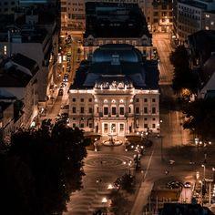 Bratislava, Louvre, Building, Travel, Viajes, Buildings, Destinations, Traveling, Trips