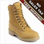 Chippewa Boots 8 Golden Nubuc Work Boot