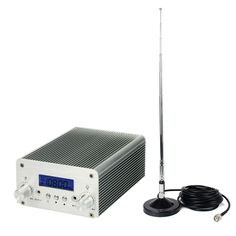 Tivdio FM broadcast transmitter.. Broadcast your own FM station