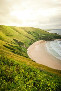 Playa de Torimbia, LLANES, Asturias. A Slice of Paradise -