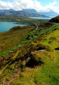 Loch Torridon, Wester Ross, Scottish Highlands.