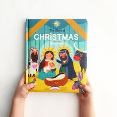 """380 Likes, 36 Comments - Kids Books • Clarissa (@book.nerd.mommy) on Instagram: """"This new beauty is perhaps my favorite Nativity book published this year! My kiddos and I find the…"""""""