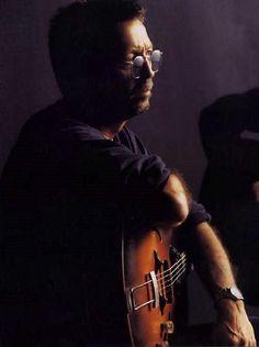 Eric Clapton | [photographer unknown]