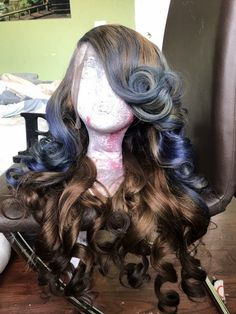 Cute long hairstyles wigs for black women lace front wigs human hair wigs african american wigs the same as the hairstyles in picture buy now Easy Hairstyles For Medium Hair, Easy Hairstyles For Long Hair, My Hairstyle, Weave Hairstyles, School Hairstyles, Hairstyle Ideas, Hair Ideas, Short Hair Styles Easy, Medium Hair Styles