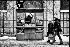 Day dreamer  St Petersburg, Russia, December 2012