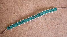 easy bracelet macrame |