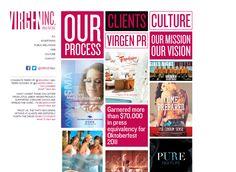 VIRGEN. Las Vegas Advertising Agency.