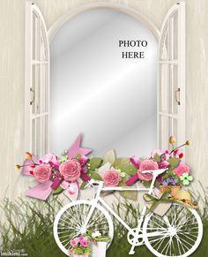 Kimi template created by cathy_cadiente. Birthday Photo Frame, Happy Birthday Frame, Birthday Frames, Birthday Photos, Happy Birthday Wishes Photos, Happy Birthday Celebration, Window Cards, Window Frames, Diy Photo Frame Cardboard