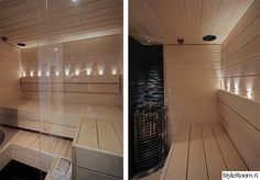 sauna,kylpyhuone,remontti,led-valot,led