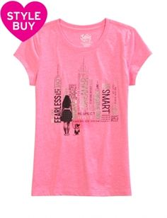 City Girl Graphic Tee