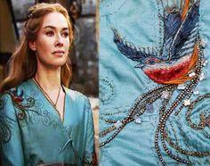 Michelle Carragher- Textile Designer-Game of Thrones