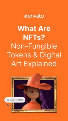 What are NFTs? 🤔 Wondering what opportunities they offer for digital artists and creators? 3D illustrator and NFT expert @amritpaldesign breaks it down for us in our recent story – Non-Fungible Tokens & Crypto Art Explained.