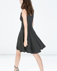 Image 3 of SLEEVELESS A-LINE DRESS from Zara