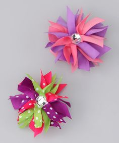 Super twirl hairbows are super cute