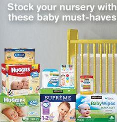 FREE Newborn Baby Essentials Sample Kit!
