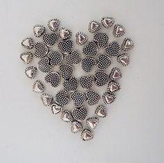 So many hearts to choose from!❤️💛💚💙💜 BFF bracelets, ready to ship 🎀 Bff Bracelets, Make A Wish, How To Make, Hearts, Brooch, Ship, Jewelry, Friendship Bracelets, Jewlery