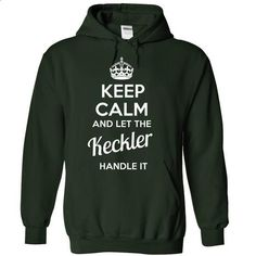 Keckler - KEEP CALM AND LET THE Keckler HANDLE IT - #disney shirt #tshirt with sayings. BUY NOW => https://www.sunfrog.com/Valentines/Keckler--KEEP-CALM-AND-LET-THE-Keckler-HANDLE-IT-55408399-Guys.html?68278