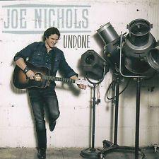 JOE NICHOLS Undone CD Sinlge. My Favorite Song!!!
