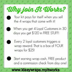 ☺ JOIN TODAY.....START NOW !! ☺ Health & Wellness Join Me Now Entrepreneurship Life is a journey Where are u going ! Questions, Comments, Purchase, Orders Want to get started to a HEALITHER you ⤵ I got You ⤵ Email me now...Go to a website below...Let me help get u started What you waiting for KlasyKurves@yahoo.com www.klasywraps.myitworks www.klasykurves.storenvy.com www.goherbalife.com/sasha.hunter www.youravon.com/klasykosmetics ↕Tag a friend who could benefit from one↕ #Tryone #Friend…