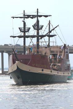 The Buccaneer Pirate Cruise, Destin, FL