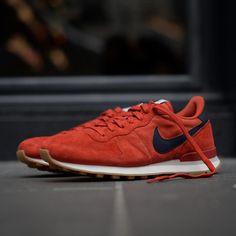"Nike Internationalist Leather ""Cinnabar"""