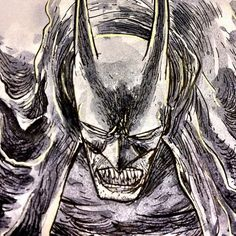 Batman by Ben Templesmith