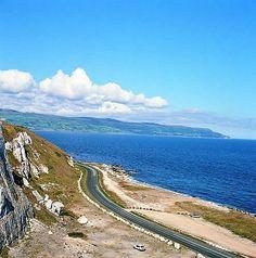Antrim Coast Road  Ireland