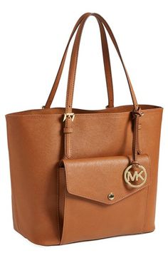Michel Kors tote (almost 50% off during the Nordstrom Anniversary sale, and comes in a ton of colors!)