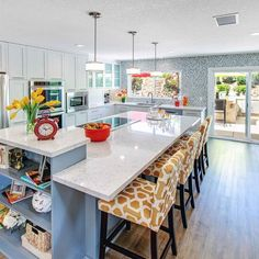 Redesigning Your Kitchen Area: Choosing Your New Kitchen Counter Tops – Outdoor Kitchen Designs Outdoor Kitchen Countertops, Concrete Countertops, Countertop Materials, Best Countertop Material, Countertop Options, Basic Kitchen, New Kitchen, Space Kitchen, Kitchen Redo