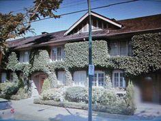 Vancouver row housing