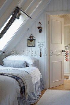 Attic Bedrooms Bedrooms And Purple Bedrooms On Pinterest