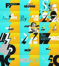 """FX """"Saint George"""" Promo proposal - Ale Lan"""