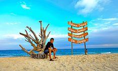 Pantai Sembilan Gili Genting #madura #giligenting Surabaya, Explore, Exploring