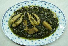 Σουπιές φρικασέ Cuttlefish, Seafood, Pork, Beef, Vegetables, Cooking, Ethnic Recipes, Sea Food, Kale Stir Fry