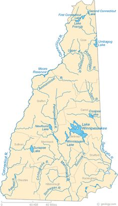 Map of the Kings River courtesy of Arkansas Department of Parks