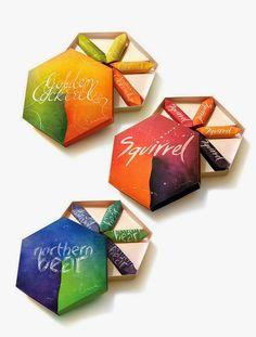 35 empaques geniales de dulces y golosinas ~ 8 OCHOA DESIGN STUDIO BLOG