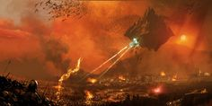 Siege of Pale with Moon Spwan (Malazan Empire)
