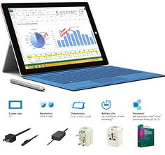 Microsoft Surface Pro 3 Core i3-4020Y 4G 64GB