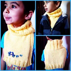 Ravelry: No More Cold Neck Warmer / Dickey pattern by DesiLoop
