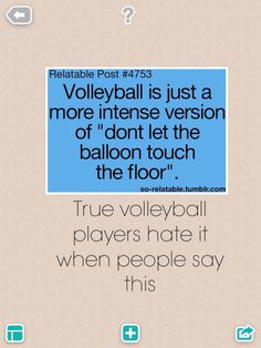 YES we hate it but it is a more harder complex and WAY funnier to play that balloon don't touch the floor