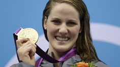 Missy Franklin. Such an inspiration