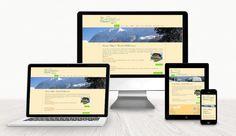 Webdesign - Pension Köberl WebdesignLand