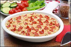 Supreme Pizza Dip--HG
