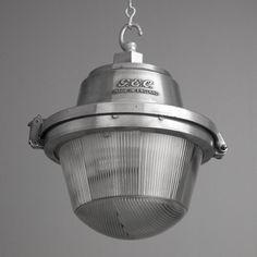 British street lantern by 'G.E.C' Circa 1950 | Period Lighting