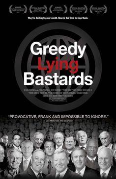Greedy Lying Bastards (2013) ~1eyeJACK~
