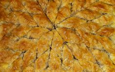 #Bulgaria #cuisine Home-made baklava Top 5 desserts of Bulgaria