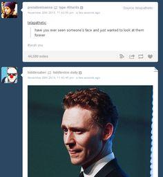 Haha, Tom's definitely.  Emma Watson's too, a few others...