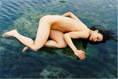 Find the latest shows, biography, and artworks for sale by Ren Hang 任航. Lush backgrounds and playful, provocative nudes characterize Ren Hang's vibrant photo… Color Photography, Landscape Photography, Poetry Photography, Ren Hang, La Art, Art En Ligne, Photo D Art, Water Element, Paris Art