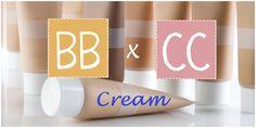 Maquiagem - Vamos aprender um pouco mas sobre o BB Cream x CC Cream? Qual você preferi? Vem conferir as dicas!