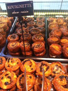 Pastelería en Burdeos, Francia